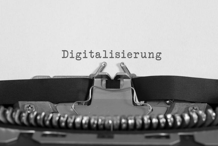 Digitalisierung mit Genusshaus